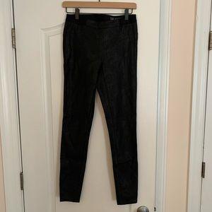 Blank NYC Leather Leggings